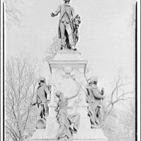 Statues and sculpture. General Lafayette, Lafayette Square I