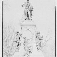 Statues and sculpture. General Lafayette, Lafayette Square II