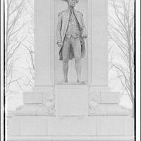 Statues and sculpture. Statue of John Paul Jones II