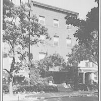 Tabard Inn, 1739 N St. N.W. Exterior of Tabard Inn II