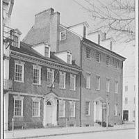 Taverns. Gadsby's Tavern, Alexandria I