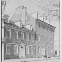 Taverns. Gadsby's Tavern, Alexandria II