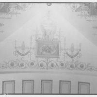 U.S. Capitol frescoes. Fresco in U.S. Capitol II