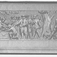 U.S. Capitol frescoes. Settlement of Pennsylvania