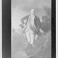 U.S. Capitol paintings. George Washington by C.W. Peale, [view] II