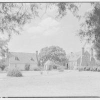 Wakefield, Washington's birthplace. Exterior of Wakefield II