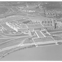 War Department. Pentagon, aerial view IV