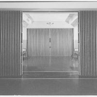 Willard Hotel. Interior view of Willard Hotel II