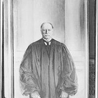 William Howard Taft. Portrait painting of William Howard Taft I