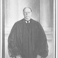 William Howard Taft. Portrait painting of William Howard Taft II