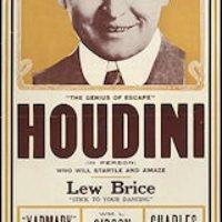 """[Houdini, """"the genius of escape,"""" on the Orpheum Circuit]"""