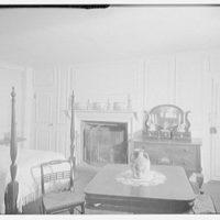 G.H. Buek, residence in East Hampton. Bedroom