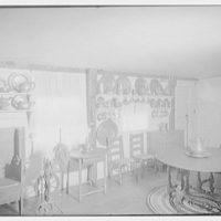 G.H. Buek, residence in East Hampton. Kitchen