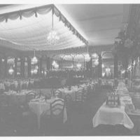 Embassy Club, business at E. 57th St., New York City. Night picture, general view