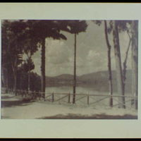 Master prints. Vacation landscapes, looking south from Casa Alba