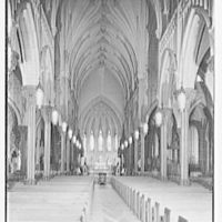Cathedral of the Incarnation, Garden City, Long Island. General interior