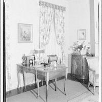 Schuyler & Lounsbery, shop at 1409 20th St. Schuyler & Lounsbery desks, tables, interior I