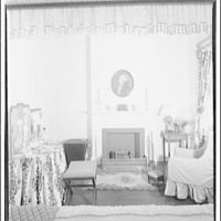 Schuyler & Lounsbery, shop at 1409 20th St. Schuyler & Lounsbery desks, tables, interior IV