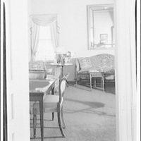 Schuyler & Lounsbery, shop at 1409 20th St. Schuyler & Lounsbery desks, tables, interior III