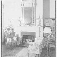 Schuyler & Lounsbery, shop at 1409 20th St. Schuyler & Lounsbery desks, tables, interior II