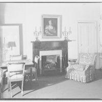 Schuyler & Lounsbery, shop at 1409 20th St. Schuyler & Lounsbery desks, tables, interior VI