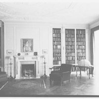 R.C. Leffingwell, residence at 38 E. 69th St., New York City. Library