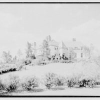 Richard H. Grant, Normandy Farms, residence in Dayton, Ohio. House from south I