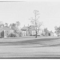 Gerald B. Lambert, Carter Hall, residence in Millwood, Virginia. General from left I