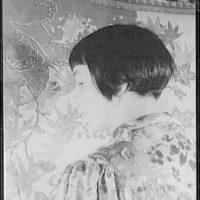 [Portrait of Amanda Seldes (Mrs. Gilbert)]
