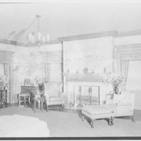 John N. Conyngham, Hayfield Farm, residence in Lehman Township, Pennsylvania. Chinese bedroom, general view
