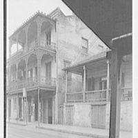 New Orleans photographs. 624 Dumaine St.
