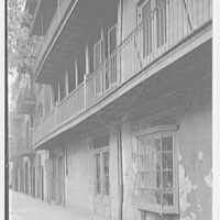 New Orleans photographs. Pirate's Alley I