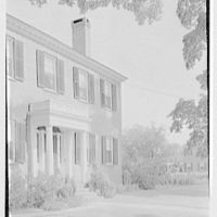 East Windsor, Connecticut. 1815 (?) house no. 1