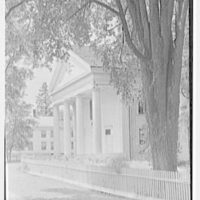 Enfield, Connecticut. Enfield town hall, 1775