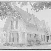 Longmeadow, Massachusetts. Jigsaw house