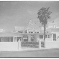 Palm Beach scenes. Bradley's Casino I