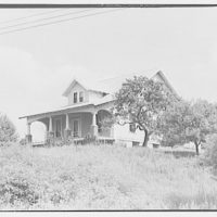 Potomac Electric Power Co. houses. Ritche's house in Ritchey, Maryland II