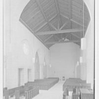 Church of the Epiphany, E. 74th St. and York Ave., New York City. Interior to entrance