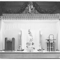 Electric Institute of Washington, Potomac Electric Power Co. building. Appliances display, Electric Institute I