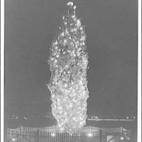 Electric Institute of Washington, Potomac Electric Power Co. Building. Christmas tree I