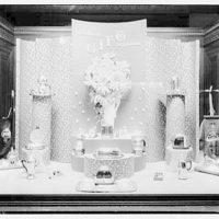 Electric Institute of Washington, Potomac Electric Power Co. Building. Window display: Electrical gift suggestions