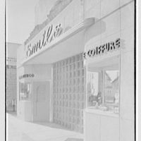 Emile's Beauty Shop, 82 N. Village Ave., Rockville Centre, Long Island. Beauty shop from right I