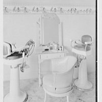 Emile's Beauty Shop, 82 N. Village Ave., Rockville Centre, Long Island. Children's room