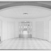 Emily Abbey Hall, Mount Holyoke College, South Hadley, Massachusetts. Octagonal lobby I
