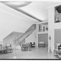Hammond Organ Company, business at 50 W. 57th St., New York City. Main showroom II