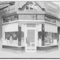 Henry McInierney, business at 28-20 Ditmars Ave., Astoria, Long Island. General exterior
