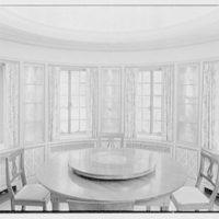 Henry W. Bagley, Bellehaven, residence in Greenwich, Connecticut. Breakfast room, horizontal