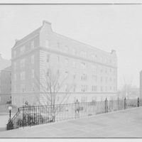 Midland Gardens, Bronxville, New York. South group, general view