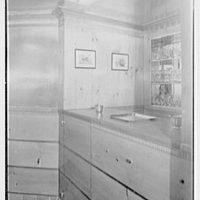 Mrs. Rodgers Denckla, residence in Edgemont, Pennsylvania. Bar