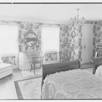 Neil Agnew, Kettlehill Farm, residence in Newtown, Connecticut. Master bedroom